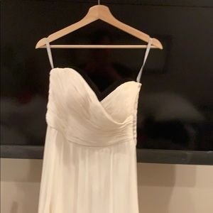 Jenny yoo cream wedding dress size 6